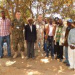 Gespräch mit den Dorfältesten